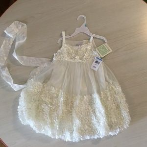 Girl's formal party dress